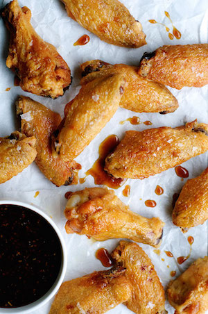 Truly Crispy Oven Baked Wings