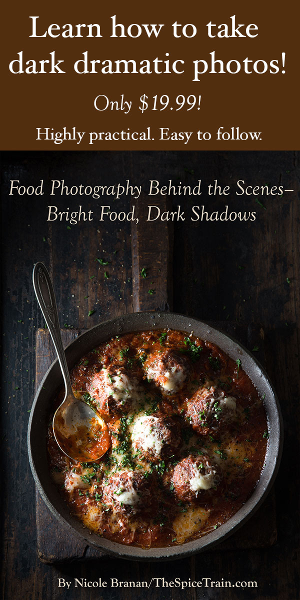 Bright Food, Dark Shadows eBook