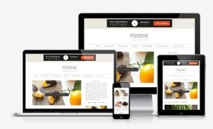 Foodie Pro Theme by Shay Bocks for food bloggers