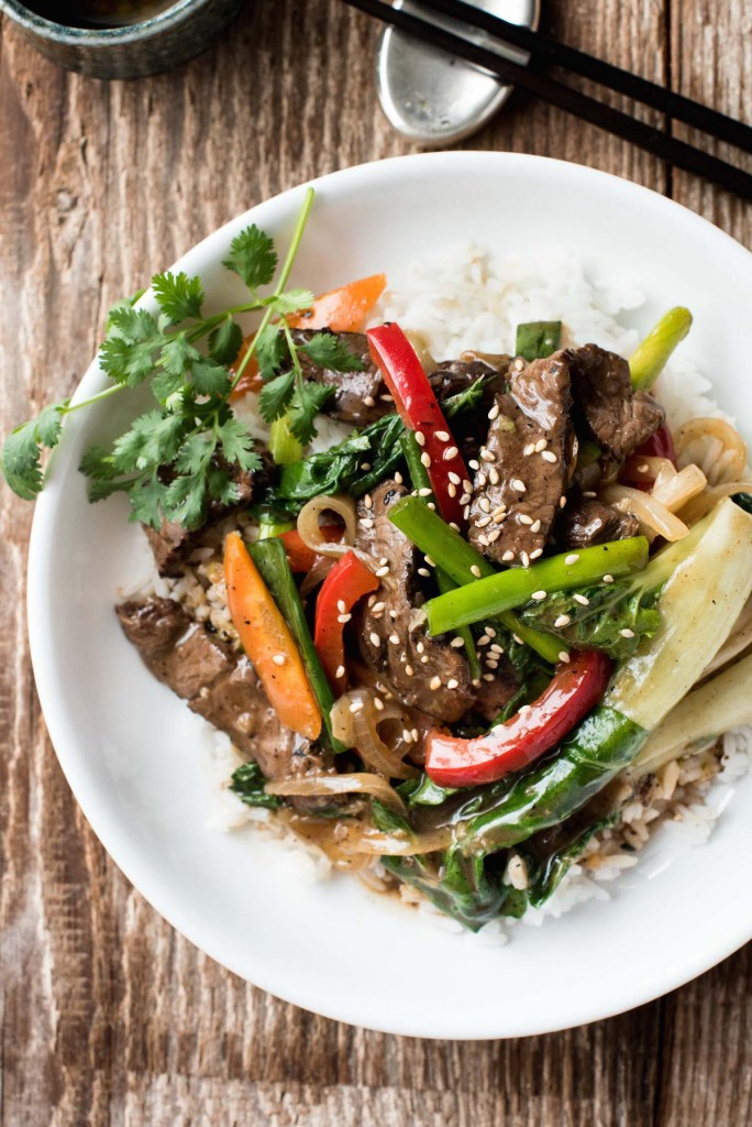 Easy Classic Chinese Beef Stir Fry_1