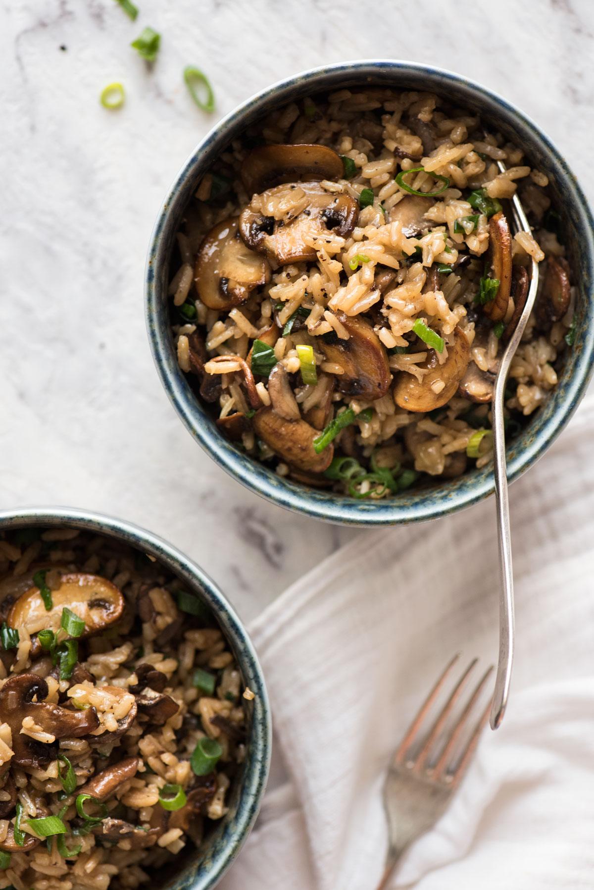 Mushroom-Rice-Pilaf-(6)
