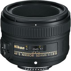 50mm f/1.8G AF-S NIKKOR FX Len